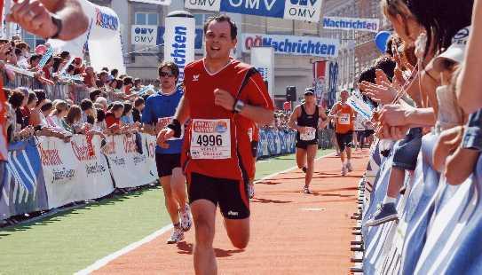 Linz Marathon 2007
