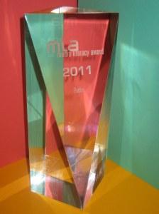 media literacy award 2011